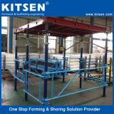 Kitsen Plytechの水平の平板の型枠システム
