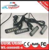 LED-Aufputzmontage-Gitter-Gedankenstrich-Plattform-Äußeres Lighthead