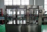 Máquina de enchimento de engarrafamento do suco para frascos do animal de estimação