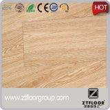 Madera del grano del extremo y suelo dirigido de la madera dura con flexible