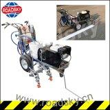Linha de pintura fresca máquina do pulverizador da gasolina do laser