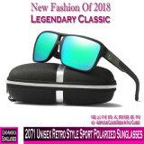 2071 estilo retro unissexo óculos polarizados de desporto