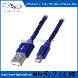 Apple iPhone 8을%s USB 데이터 케이블 충전기 코드를 비용을 부과하는 Mfi 7 6 S 5 iPad
