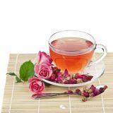 自然な減量のばらの茶