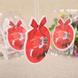 Coche de la tarjeta de perfume ambientador con aroma de cereza (YH-AF549)
