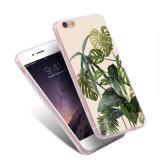 Telas ultra delgado de silicona suave, cubierta de la caja de TPU para iPhone6/7/8