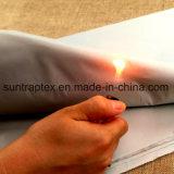 Серебряным покрытием из тафты ткань с Fire-Resistant для покрытия