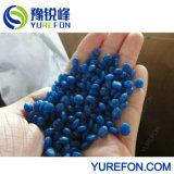 폐기물 플라스틱 PP PE LDPE HDPE 필름 재생을%s 플라스틱 제림기 기계