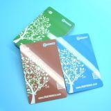 carte sèche de l'IDENTIFICATION RF NFC de PVC de 13.56MHz Ntag216