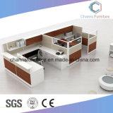 بنية خشبيّة حديثة مركزيّ ملاكة طاولة مكتب مركز عمل مع [فيلينغ كبينت] [كس-و1860]