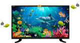 Poste TV 32 d'écran plat 40 50 WiFi secs TV de l'affichage à cristaux liquides DEL de couleur de pouce HD