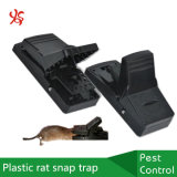 Quick matar gato preto plástico grande assassino do rato Rato de captura de roedores Snap trap