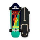 Beginners Longboard Skate Boards Portable Penny Canada UK Street を完成させます スケートボード