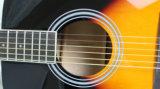 Guitare acoustique fondamentale de quatre couleurs (DGD100/VS)