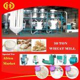 Fresadora de farinha de trigo de pequena escala (400kg farinha de trigo)
