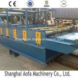 Roulis formant la machine (tuile en acier d'opération de toiture de couleur)
