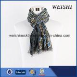 (WV5-1/2) 형식 색깔 15%Wool 85%Visco 남자 스카프