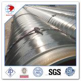 24 polegada ASTM A333 resíduos explosivos de 3PE revestidos do tubo de ligas de aço