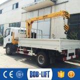 Grue montée mini par camion de 3 tonnes pour le camion