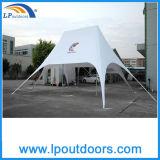 販売のための屋外の二重ピークおおいの星の陰のくものテント