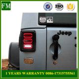 Obiettivo del fumo per la conversione dell'Assemblea della lampadina della coda del PUNTINO di Jk del Wrangler della jeep