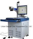 Máquina grande do CNC do marcador do laser do CO2 da potência para a venda de couro de papel