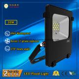 3 ans de garantie 20W IP65 lampe d'inondation LED extérieure avec 110lm / W et 270 degrés Angle de faisceau