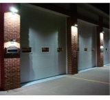 IP65는 60W 사진 세포 LED 현대 벽 팩 램프를 방수 처리한다