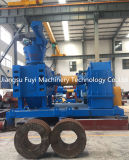 Машина для гранулирования удобрения сульфата аммония, уменьшает загрязнение пыли