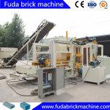 Máquina automática de hormigón bloque Habiterra