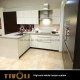 Cucina bianca normale Cabients per il disegno Tivo-098VW del Governo della Camera piena di Aparment