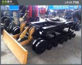 Châssis en caoutchouc de piste de qualité utilisé pour Framland