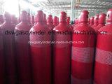 二酸化炭素45kgの消火器シリンダー