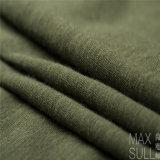 Tessuto delle lane della lavata della macchina di 100% con buona elasticità per il Nightdress, mano molle