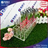 형식 판매를 위한 아크릴 입술 광택 립스틱 조직자 예