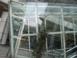 Ненесущая стена Frameless стеклянная (CL-C1005)