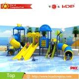 Campo da giuoco esterno di plastica del parco di divertimenti caldo dei nuovi prodotti della trasparenza di acqua