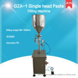 Vertikale Kolben-Paste und Flüssigkeit-Füllmaschine für Joghurt (GZA-1)
