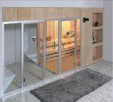 Sauna combiné par vapeur de projet de club pour Multi-Person avec personnaliser (AT-8642)
