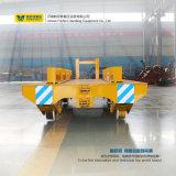 Carrello piano dei mezzi di trasporto del sistema di trasferimento del rullo del tubo