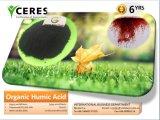 Ácido húmico de fertilizante foliar