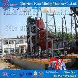 Compartimiento de la draga del equipo minero de Keda