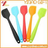 100% Grau Alimentício colorido melhor cozinha cozinha espátula de Silicone (YB-AB-012)