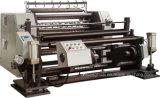 Pequeño carrete de película de papel barato de rodillo de Aotomatic que raja y máquina el rebobinar