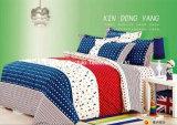 Reeks van het Beddegoed van de Grootte Queen&King&Full&Twin van het Huis van China Suppiler de Textiel Kleurrijke