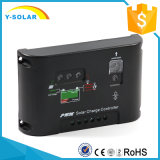 regulador solar de la carga de 12V/24V 10AMP con Setable manual 10I-Ec