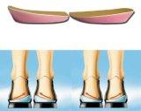 まっすぐになる足の訂正サポートフィートの保護装置新しいOの形のためのケイ酸ゲルO/Xの足のOthotic Corectiveの靴の中敷