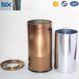 Nam de Gouden Bakken van het Huisvuil van de Kleurencodes van de Container van de Apparatuur van de Inzameling van het Afval Toe
