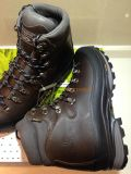 Хорошо! Воинские тактические спорты ся Hiking перемещая пустыня напольного водоустойчивого прибора резиновый Nylon обувают ботинок
