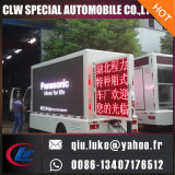 Outdoor Digital Billboard Truck Mobile LED Display, caminhões de publicidade móvel LED para venda, Mobile LED Screen Truck